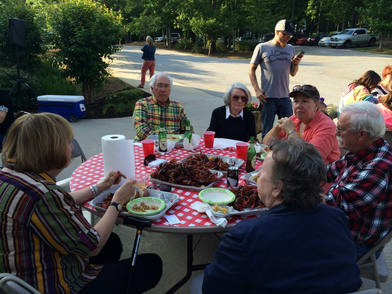 Crawfish Boil Fundraiser