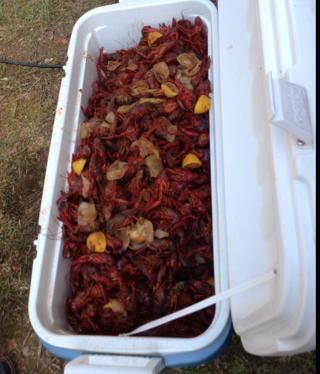 Crawfish Boil Fundraiser