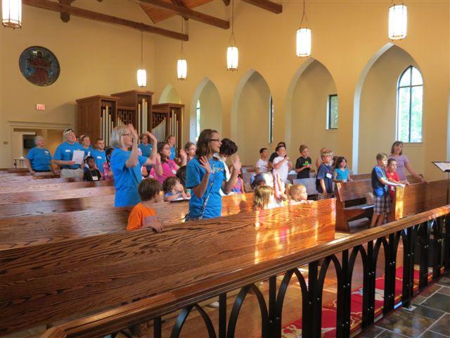 2014 Vacation Bible School